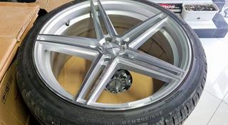 Комплект новых дисков r20 5*114.3 с шинами за 400 000 тг. в Алматы