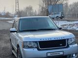 Land Rover Range Rover 2006 года за 4 900 000 тг. в Алматы – фото 4