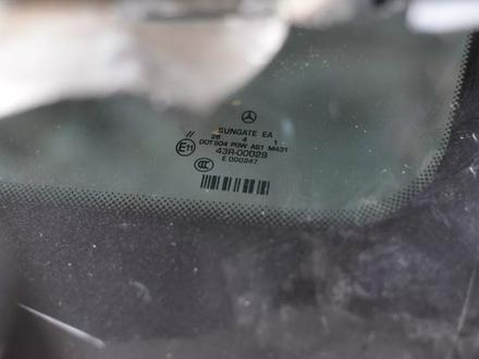 Стекло лобовое на мерседес S350 W221 за 3 000 тг. в Алматы – фото 4