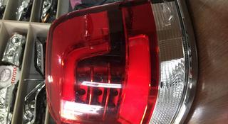 Фонарь правый Toyota Land Cruiser 200 за 123 тг. в Костанай