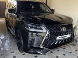 Lexus LX 570 2020 года за 52 450 000 тг. в Алматы – фото 4