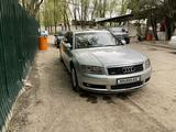 Audi A8 2004 года за 4 500 000 тг. в Алматы – фото 2