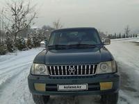 Toyota Land Cruiser Prado 2002 года за 6 500 000 тг. в Алматы