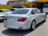 BMW 750 2009 года за 4 900 000 тг. в Алматы – фото 4