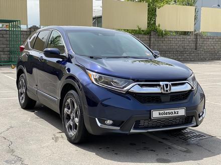 Honda CR-V 2018 года за 12 800 000 тг. в Алматы