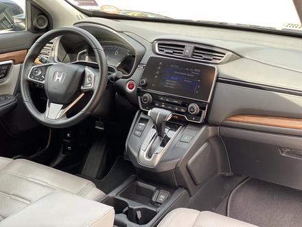 Honda CR-V 2018 года за 12 800 000 тг. в Алматы – фото 9