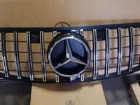Решётка радиатора от мерседес ГЛЕ/292 кузов GT за 95 000 тг. в Алматы