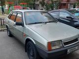 ВАЗ (Lada) 21099 (седан) 2001 года за 530 000 тг. в Аксай – фото 5