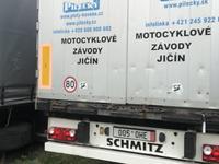 Schmitz  SCS24 2004 года за 4 400 000 тг. в Шымкент