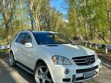 Mercedes-Benz ML 63 AMG 2007 года за 7 900 000 тг. в Алматы – фото 2