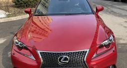Lexus IS 250 2014 года за 11 800 000 тг. в Алматы – фото 2