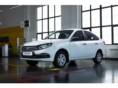 ВАЗ (Lada) Granta 2191 (лифтбек) Luxe 2021 года за 5 002 400 тг. в Семей