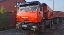 КамАЗ  65115 2012 года за 15 000 000 тг. в Актобе – фото 2