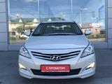 Hyundai Accent 2015 года за 4 715 000 тг. в Тараз – фото 2