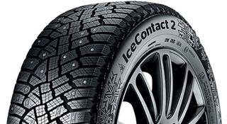 275/40R21 Continental CotntiIce Contact2 (шип) за 80 000 тг. в Алматы