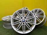 Диски r17 на BMW Разноширокие 207 стиль за 140 000 тг. в Караганда – фото 4