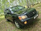 Toyota Highlander 2002 года за 4 550 000 тг. в Петропавловск