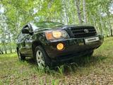 Toyota Highlander 2002 года за 4 550 000 тг. в Петропавловск – фото 2