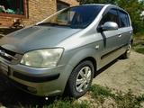 Hyundai Getz 2004 года за 2 100 000 тг. в Усть-Каменогорск – фото 3