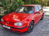 Volkswagen Golf 1999 года за 2 100 000 тг. в Тараз – фото 4