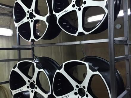 Покраска реставрация дисков. в Алматы – фото 149