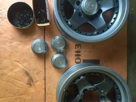 Покраска реставрация дисков. в Алматы – фото 157