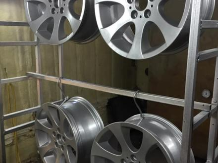 Покраска реставрация дисков. в Алматы – фото 160
