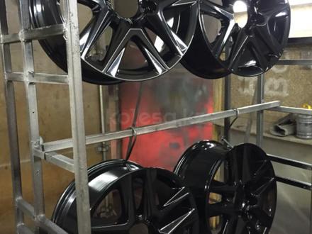 Покраска реставрация дисков. в Алматы – фото 162