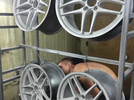 Покраска реставрация дисков. в Алматы – фото 170