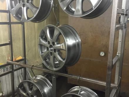 Покраска реставрация дисков. в Алматы – фото 229