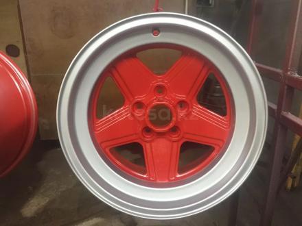 Покраска реставрация дисков. в Алматы – фото 232