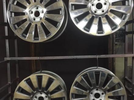 Покраска реставрация дисков. в Алматы – фото 242