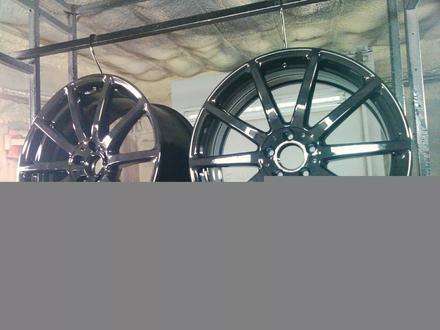 Покраска реставрация дисков. в Алматы – фото 298