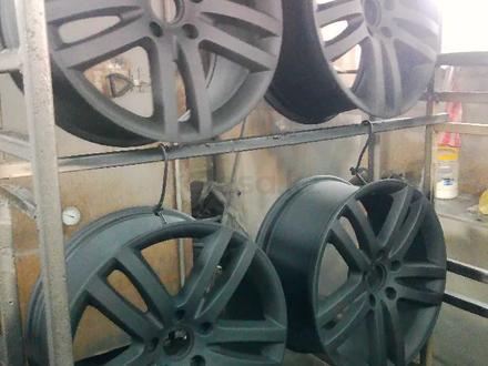 Покраска реставрация дисков. в Алматы – фото 363