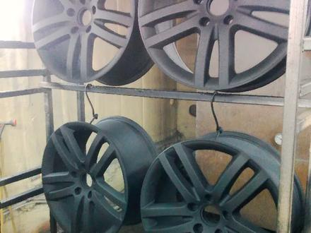 Покраска реставрация дисков. в Алматы – фото 364