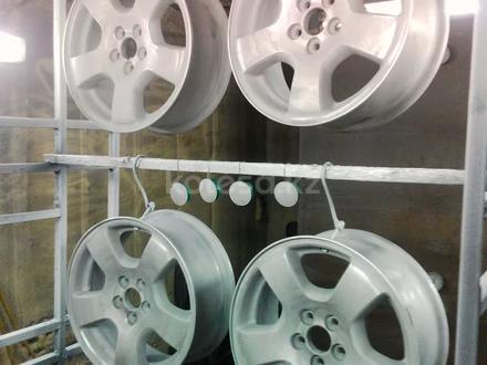 Покраска реставрация дисков. в Алматы – фото 401