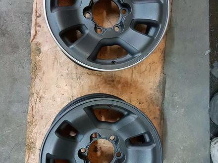 Покраска реставрация дисков. в Алматы – фото 452