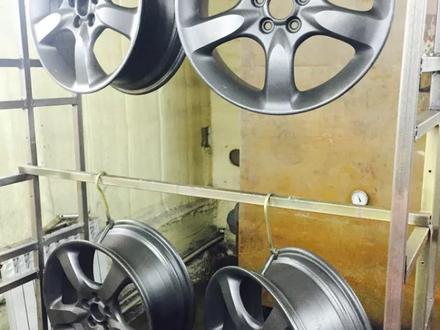 Покраска реставрация дисков. в Алматы – фото 78