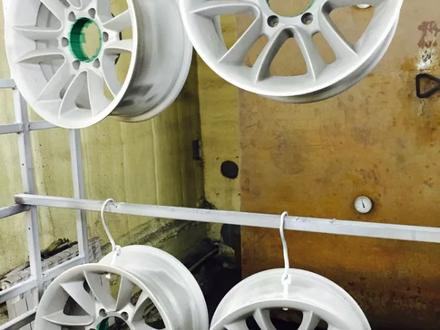 Покраска реставрация дисков. в Алматы – фото 80