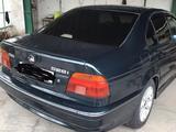 BMW 528 1996 года за 2 500 000 тг. в Тараз – фото 4
