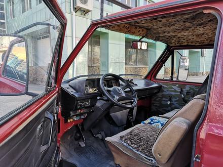 Volkswagen Transporter 1987 года за 1 250 000 тг. в Актобе – фото 9