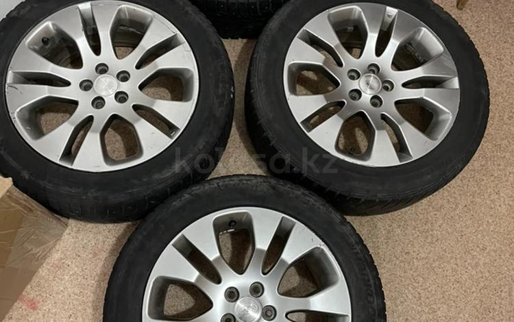 Оригинальные диски Subaru за 120 000 тг. в Караганда