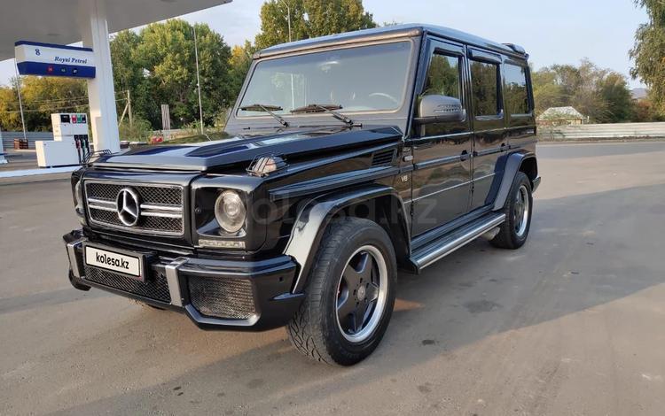 Mercedes-Benz G 500 1998 года за 5 700 000 тг. в Усть-Каменогорск