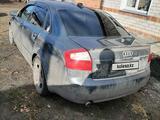 Audi A4 2004 года за 1 800 000 тг. в Петропавловск – фото 2