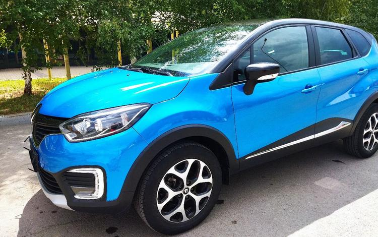 Renault Kaptur 2018 года за 7 000 000 тг. в Нур-Султан (Астана)