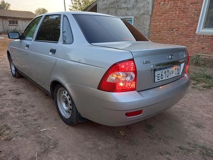 ВАЗ (Lada) 2170 (седан) 2008 года за 1 150 000 тг. в Уральск – фото 10