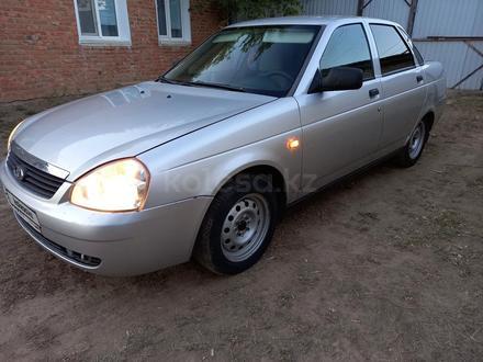 ВАЗ (Lada) 2170 (седан) 2008 года за 1 150 000 тг. в Уральск – фото 4
