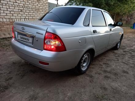 ВАЗ (Lada) 2170 (седан) 2008 года за 1 150 000 тг. в Уральск – фото 8
