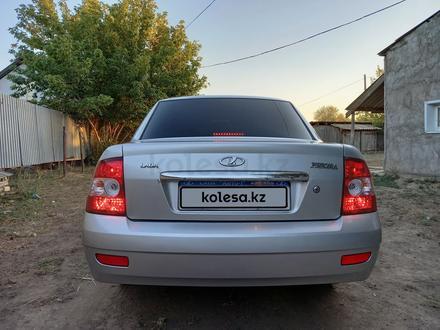 ВАЗ (Lada) 2170 (седан) 2008 года за 1 150 000 тг. в Уральск – фото 9