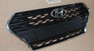 Решетка радиатора Hyundai Accent за 123 тг. в Костанай